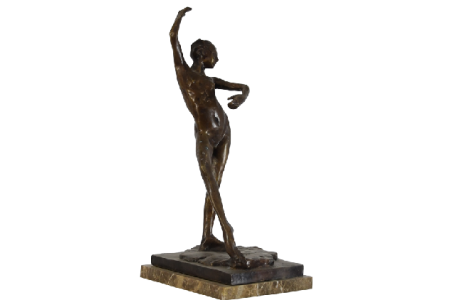 Limited Edition Bronze sculpture