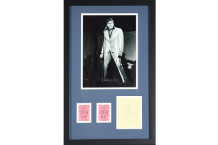 Billy Fury Memorabilia