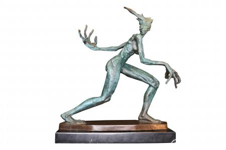 Bronze Modern Art Sculpture