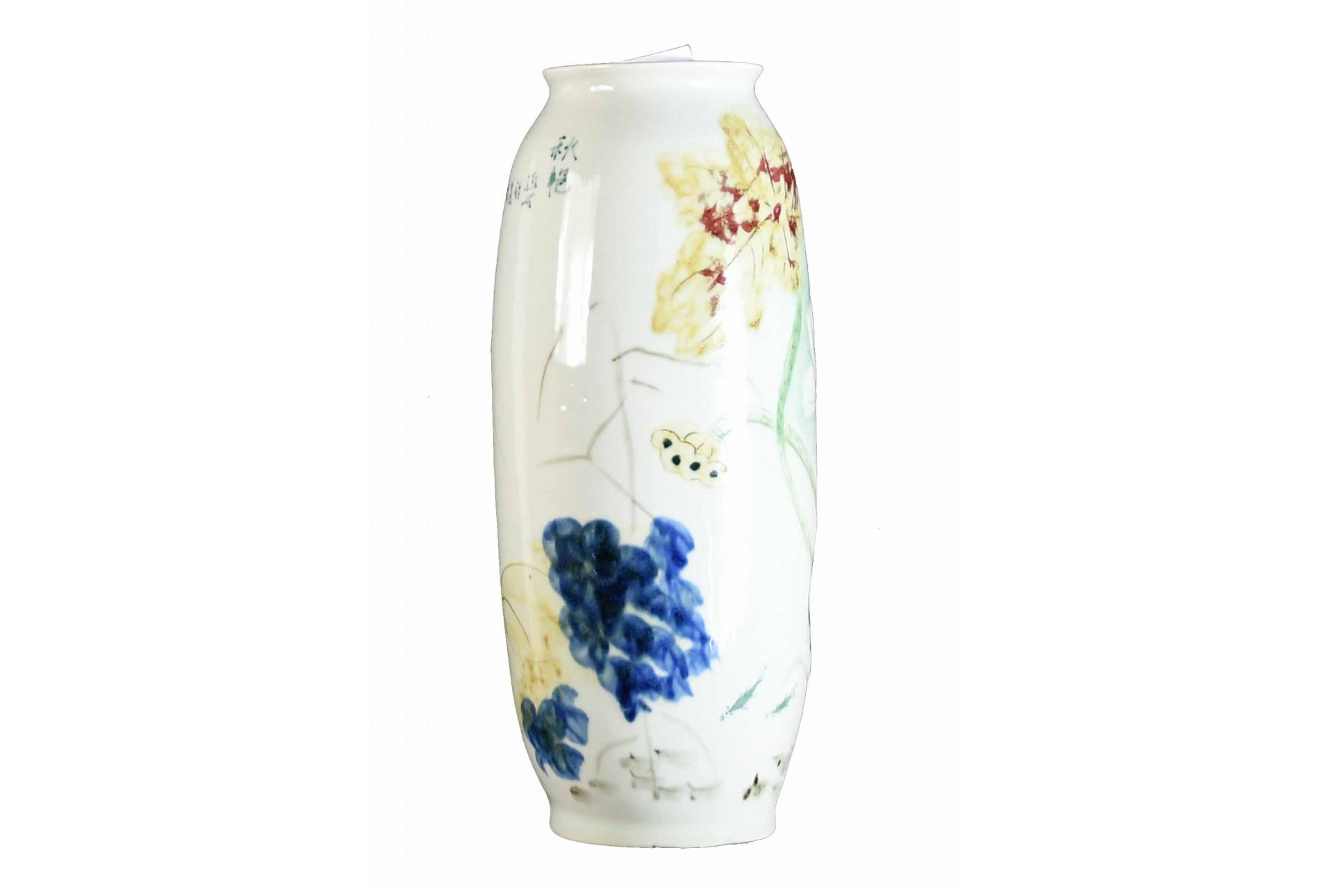 JiangXi porcelain vase
