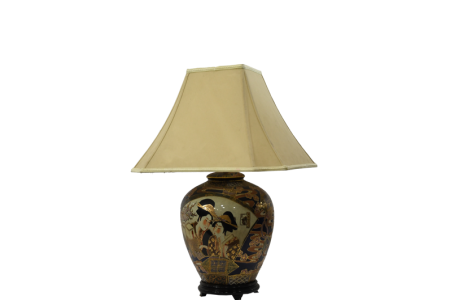 Geisha Lady Lamp