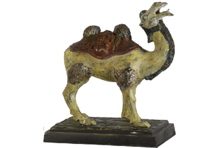 hand cast brass and bronze Camel