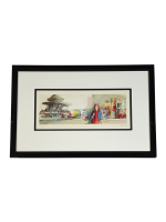 Framed print by Trombini