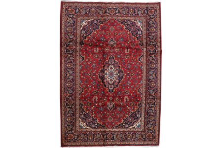 BEAUTIFUL Persian Kashan Rug 3.5M X 2.5M