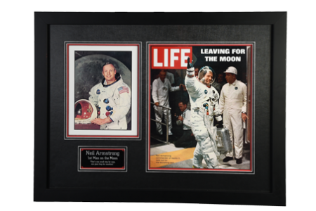 Neil Armstrong Signed Memorabilia