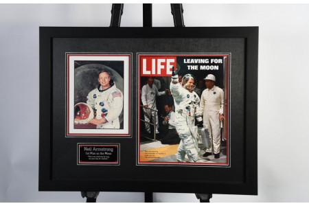 Neil Armstrong Signed Memorabilia