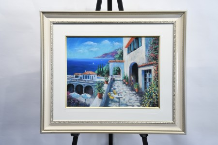 Original Pastel by Perot