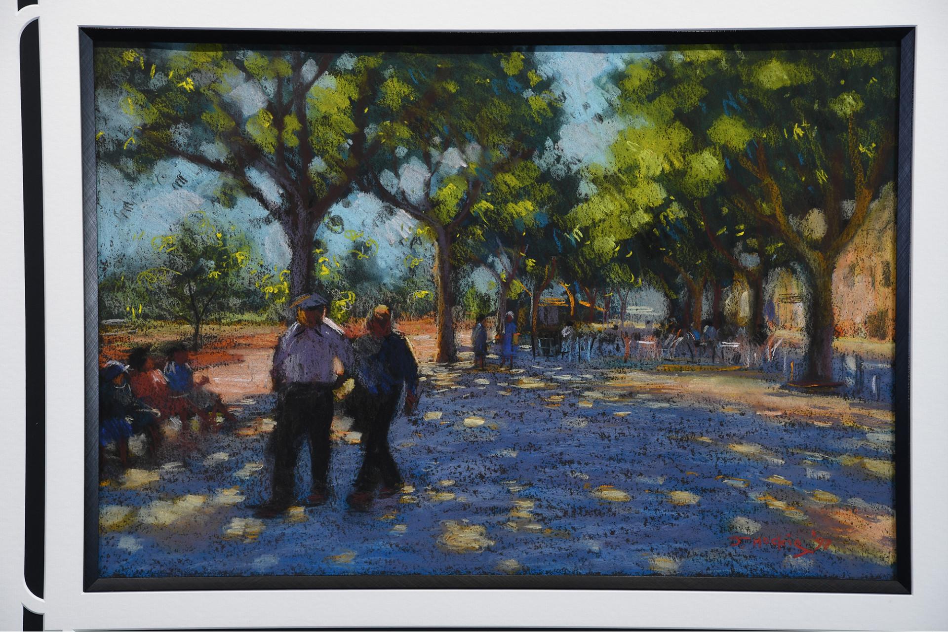 Original Pastel by John Mackie