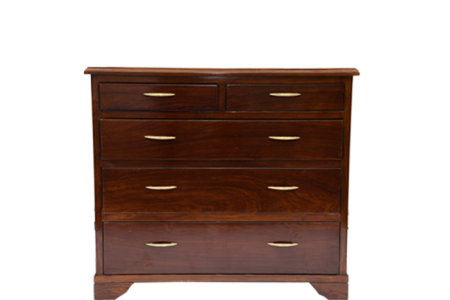 5 Drawer Rosewood Chest