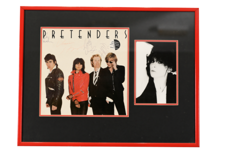 CHRISSIE HYNDE & THE PRETENDERS