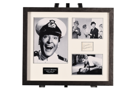 KENNETH WILLIAMS MEMORABILIA