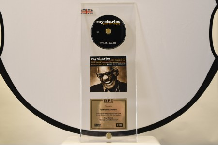 RAY CHARLES RECOGNITION AWARD