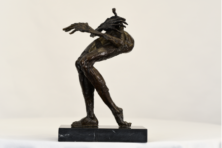 BRONZE ART SCULPTURE