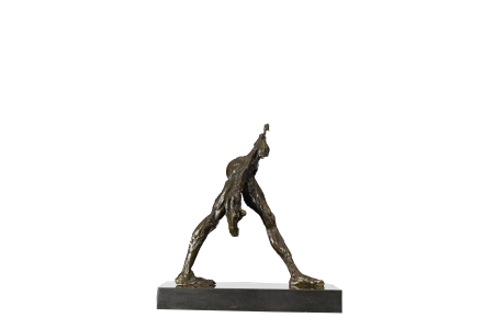 MODERN BRONZE ART SCULPTURE