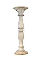 SOLID MARBLE LARGE PLINTH