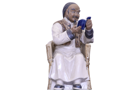 ORIGINAL SHIWAN PORCELAIN FIGURE