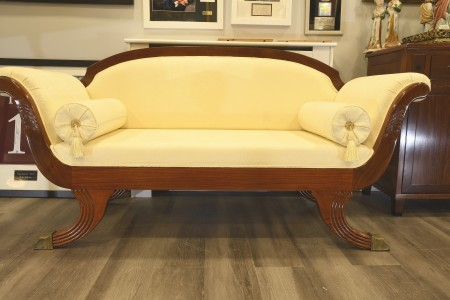 ROSEWOOD HAND MADE SOFA