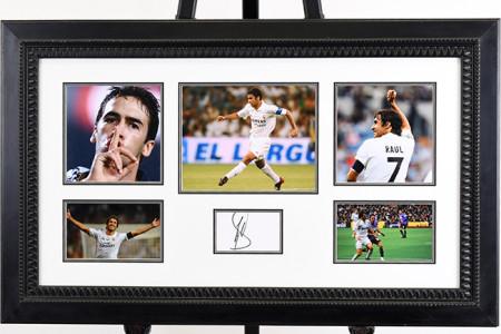 Raul Autograph / Photo Presentation