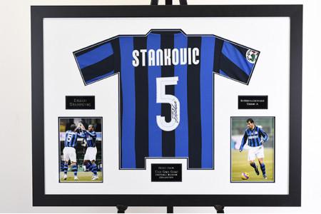 Stankovic Signed Shirt
