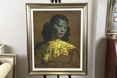 Ltd Edition by Tretchikoff