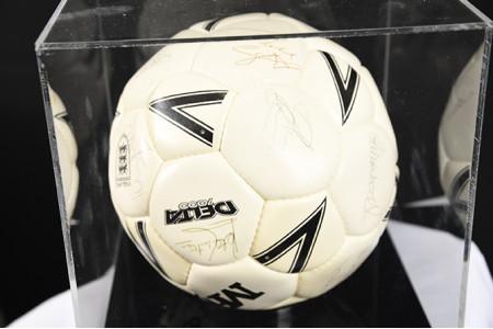 Signed Football of Englands Mens Football Team