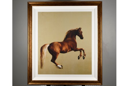 """Whistle Jacket"" Limited Edition by George Stubbs"