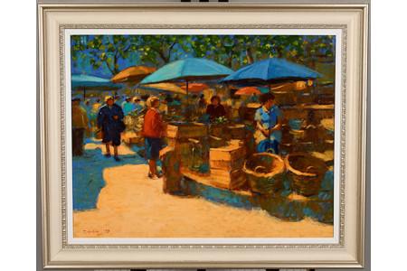 Superb Original Painting by John Mackie