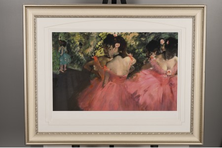 """Limited Edition by Edgar Degas """"Dansuses"""""""
