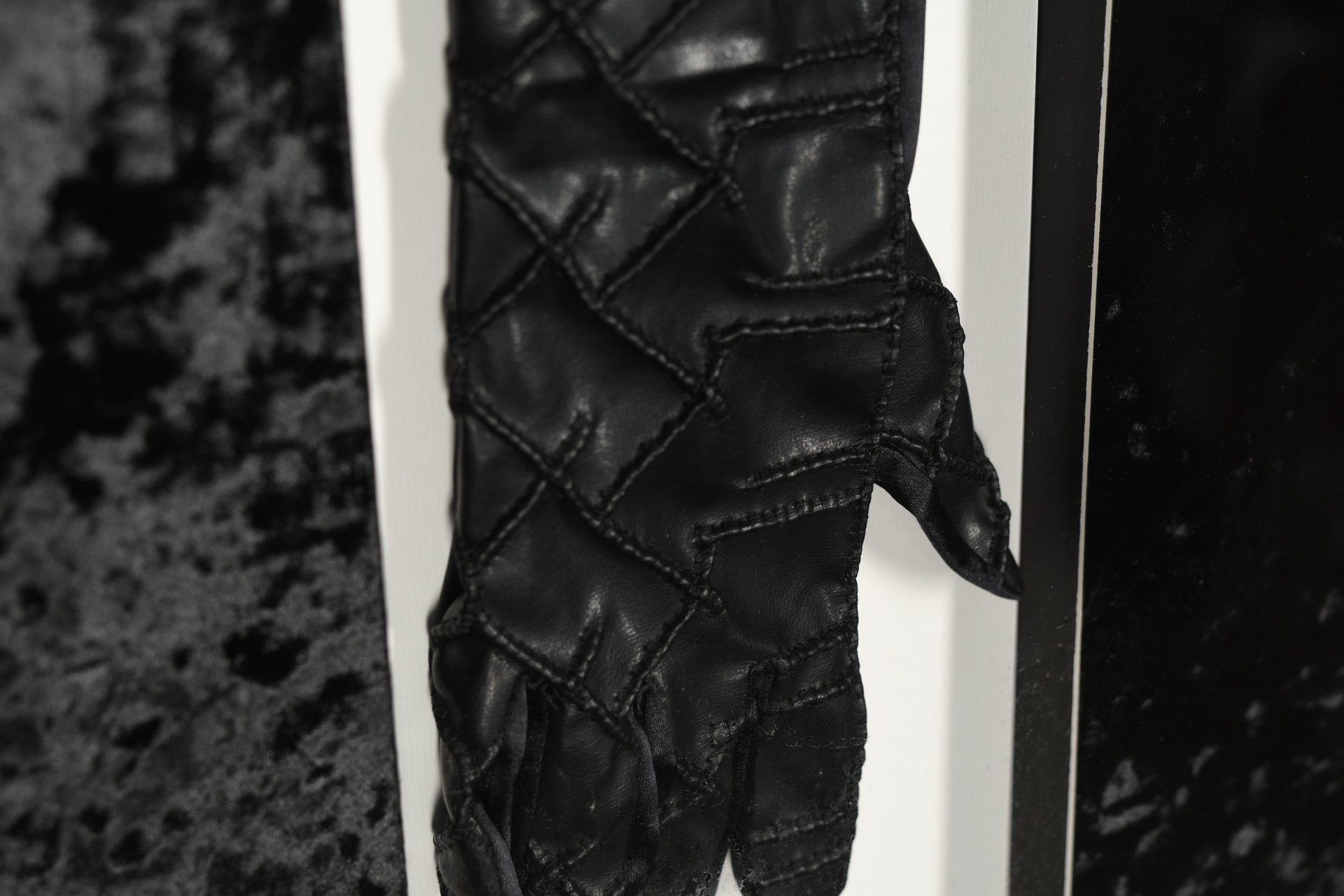 Framed Authenticated Michael Jackson Stage Glove