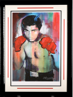 "Rare Limited Edition ""The Greatest"" - (Muhammad Ali) by the late Sidney Maurer"