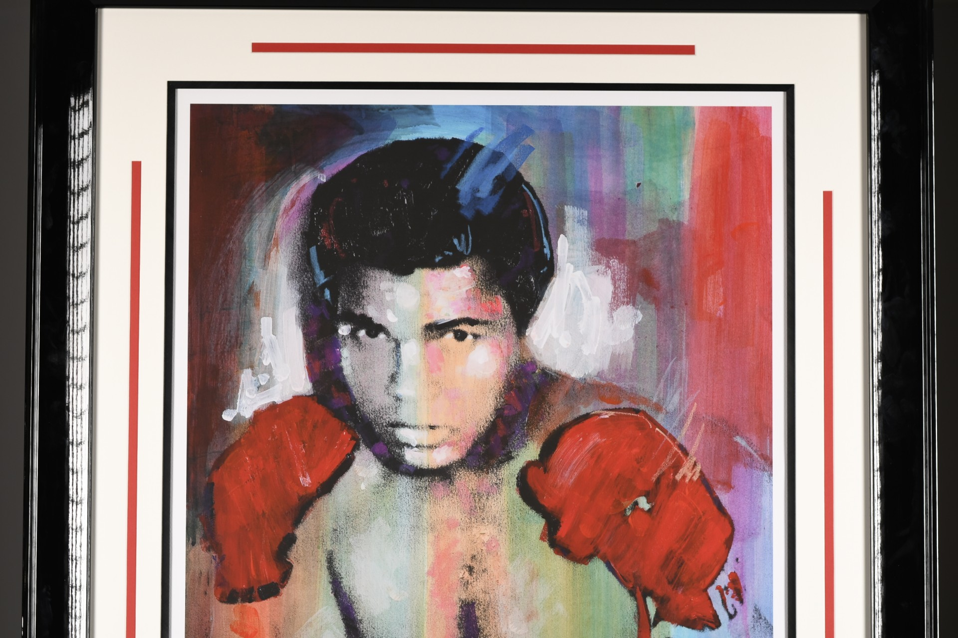 """Rare Limited Edition """"The Greatest"""" - (Muhammad Ali) by the late Sidney Maurer"""