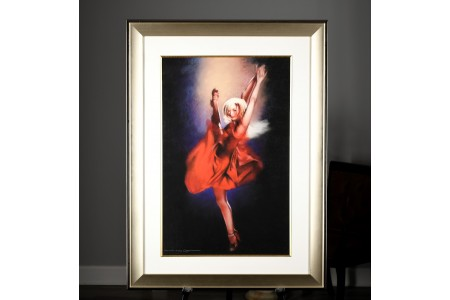 Superb Original Painting by the English Artist Anthony Orme