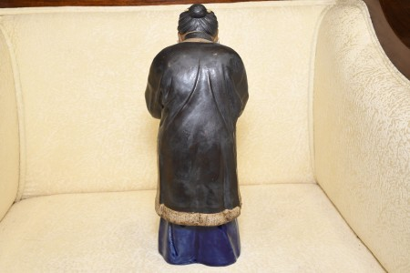 Chinese Porcelain Handmade Figure