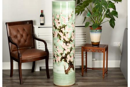 140cm Hand Made Porcelain Vase