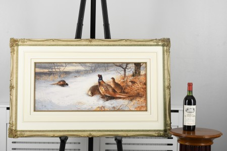 Limited Edition by the late Archibald Thorburn. No.1 of only 25 published.