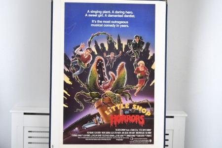 "Original ""Little Shop of Horrors"" Film Poster"