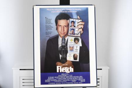 """Original """"Fletch"""" Film Poster"""