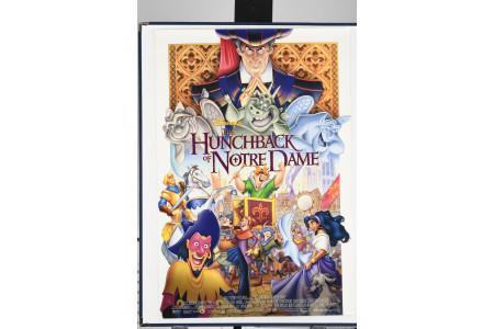 """The Hunchback of Notre Dame"""" Original Cinema Poster"""