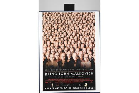 "Original ""Being John Malkovich"" Cinema Poster"