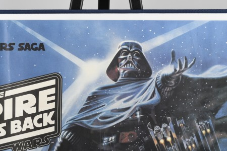 Original 'Star Wars: The Empire Strikes Back' Cinema Poster