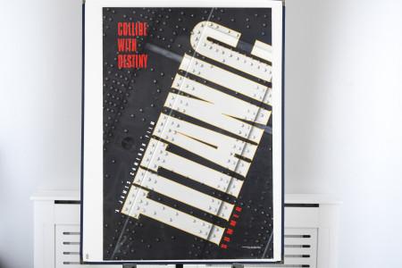 """Original """"Titanic"""" Film Poster"""
