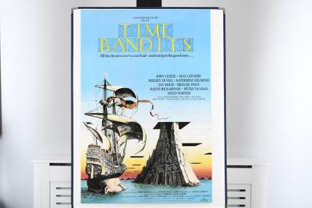 "Original Film Poster ""Time Bandits"""