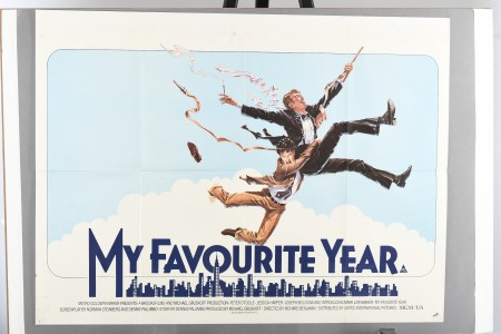 "Original ""My Favourite Year"" Film Poster"