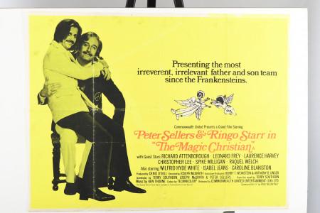 "Original ""The Magic Christian"" Film Poster"