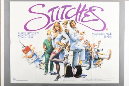 """Original """"Stitches"""" Film Poster"""