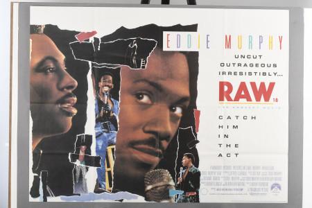 "Original ""Raw"" Film Poster"