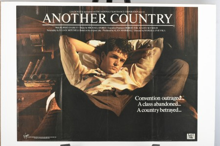 """Original """"Another Country"""" Cinema Poster"""