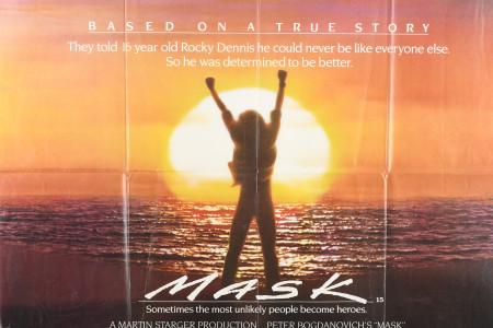 "Original ""Mask"" Film Poster"