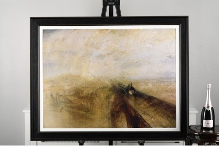 """Limited Edition by William Turner """"Rain, Steam and Speed"""""""