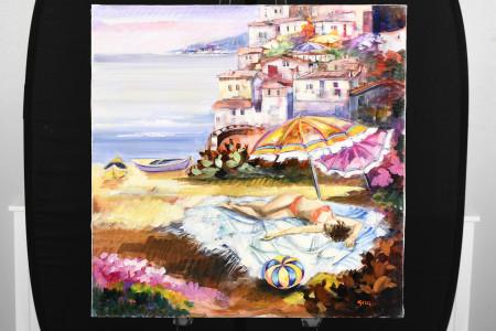 Gera Oil on Canvas